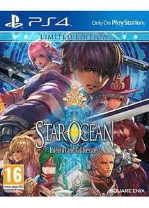 Star Ocean: Integrity and Faithlessness Limited Edition (PS4) £13.85 @ Base
