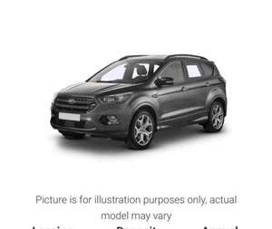 Ford Kuga TDCi 1.5 Lease deal £5818 for two years @ Motor Depot