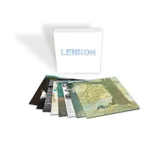 Lennon [VINYL] Box Set (includes MP3 versions) £84.99 plus £6.95 p/p (but 10% off code on subscribing to newsletter) - Sound of Vinyl
