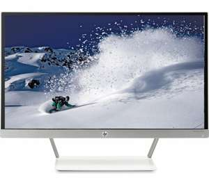 "HP Pavilion 24xw Full HD 23.8"" IPS LED Monitor - £89.97 @ Currys (Free C&C)"