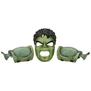Avengers Hulk Mask and Mighty Muscle Gamma Power Pack £4.99 Delivered @Argos ebay