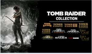 Tomb Raider Collection PC Steam @ Humblebundle - £14.99