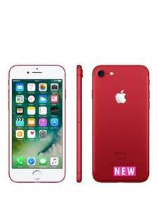 Apple iPhone 7 Red now available @ Very with 20% credit back (£699.99)