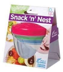 Sistema Snack 'n' Nest 54p Instore @ Sainsbury's
