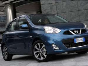 3 year lease Nissan Micra 5dr 10k pa £4,657 or £129 pm average @ Fleetprices