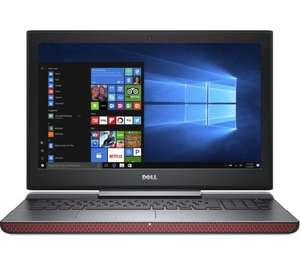 "DELL Inspiron 15 7000 15.6 ""Gaming Laptop I7 7700HQ 16Gb 1050ti - £944 (using code) @ PC World"