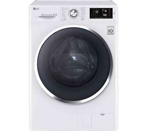 LG 9kg 1400 spin washing machine £364 after code with free delivery @ Currys