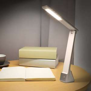 KEDSUM Rechargeable LED Desk Lamp @ Sold by KEDSUM-UK and Fulfilled by Amazon £13.25 for 4! (normal £11 each)