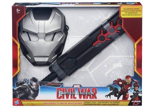 Captain America: Civil War Marvel's War Machine Combat Pack £7.99 @ Argos