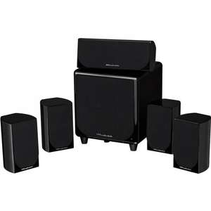 Wharfedale DX1 HCP 5.1 Home Cinema Speaker System refurbished with 2 year guarantee  £179@ superfi