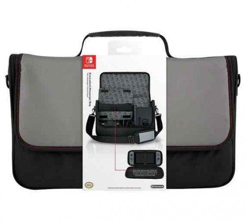 Nintendo Switch messenger bag back in stock £24.99 @ Argos