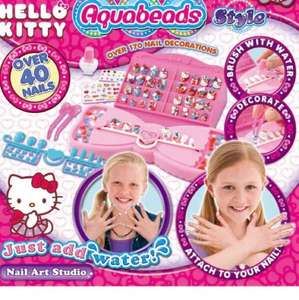 hello kitty aquabeads £3.99 instore @ Home Bargains
