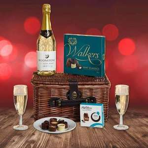 Sweet Fizz Hamper £8 + £3.95 Del @ dunelm  (free delivery on or over £49)