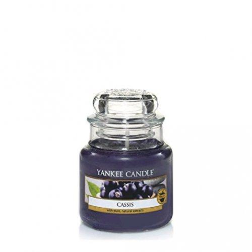 yankee candle small jar cassis £4.75 prime / £8.84 non prime @ Amazon