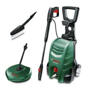 Bosch Aquatak AQT 35-12 High Pressure Washer With Accessories Bundle £80.99 with code + 3.3 % Quidco @ Robert Dyas