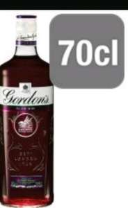 Gordons sloe gin 70cl 2 for £20 online and instore @ tesco