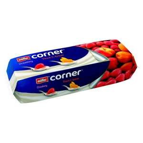 Muller yogurt or rice multipacks 2 for £4 @ Farmfoods