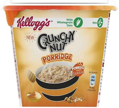 Kellogg's porridge pots 4 for £1.00 at Fulton store