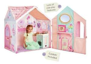Dream Town Rose Petal Cottage and Cooker Playset £44.99 @ Argos