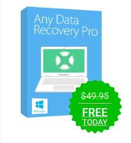 Tenorshare Any Data Recovery Pro GIVEAWAY