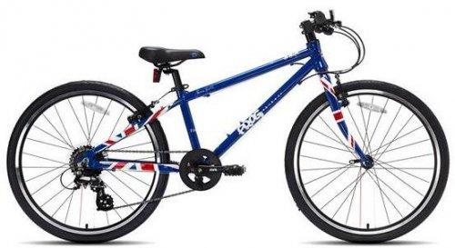 Frog 62 24w 2017 - Junior Bike + discount code - £256.50 @ Tredz