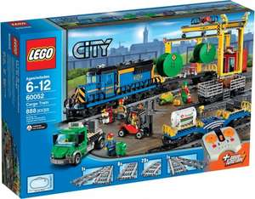 Lego City Cargo Train 60052 @ ASDA - £91.97 (Free C&C)