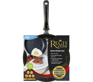 JML Regis Stone 28 cm Non-stick Frying Pan - Black & Grey £14.99 @ Currys