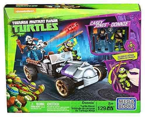 Mega Bloks TMNT Donnie turtle racer £8.90 (prime) £12.89 (non prime £8.90 + £3.99 p&p) @ Amazon