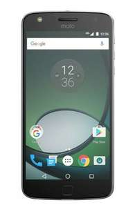Lenovo Moto Z Play Phone 5.5 Inch 32GB Both Colours @ Amazon Germany £276 Delivered