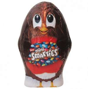 Nestle 100g Brown Bird Easter Egg or 120g Blue Bird filled with Smarties £1 @ Poundstretcher