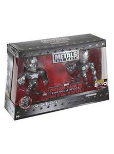 Marvel Civil War Captain America & Iron Man Diecast Set £14.99 at Disney Store Westfield West London