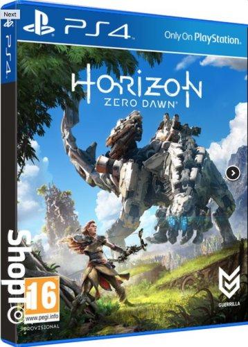 Horizon Zero Dawn + Horizon Zero Dawn DLC + Concept Art Cards £39.85 @ ShopTo