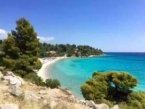7 night Greek road trip including flights, car hire and hotels for £217pp £434.49 @ booking.com