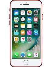 Iphone 7 128gb RED- Special EDT- 24GB of data!!! EU ROAMING!!! £42.00 pm. £99.99 upfront cost £1107.99 poss £75 Quidco at CPW