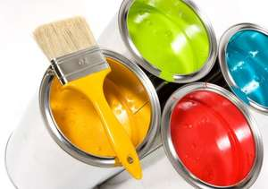 3 pots of 30ml paint for 30p delivered at Dulux