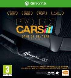 Project Cars - GOTY Edition preowned (XBox) £11.99 @ Grainergames