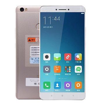 Xiaomi Mi Max 6.44 inch 4GB RAM 128GB ROM £199.65 - Banggood