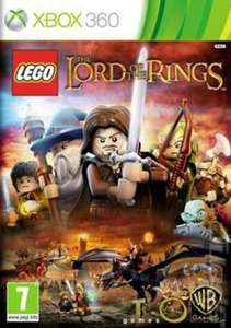 Xbox 360 - Lego Lord of the Rings [Pre-Owned] £5.19 @ Music magpie