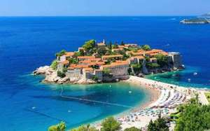 9 night road trip around Croatia, Bosnia and Montenegro for £192pp including flights, car hire and hotels @ booking.com