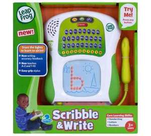 Leapfrog Scribble and Write £13.32 @ Argos