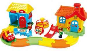 Little Tikes Tikeland village play set £15 @ asda online free c&c