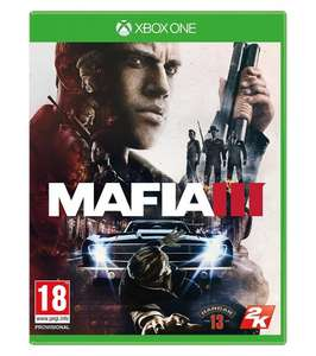 Mafia III  Xbox One Used - Like New  £13.97 delivered @ Boomerang via Amazon
