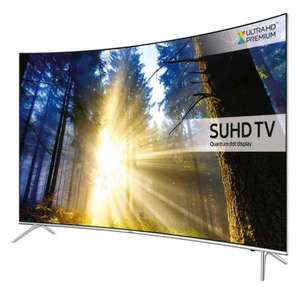 "Samsung UE49KS7500 Smart 4k Ultra HD HDR 49"" Curved Quantum LED TV £805.80 @ Amazon"