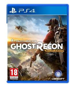Tom Clancy's Ghost Recon: Wildlands (PS4/XB1) and others in thread £33.99 @ Coolshop
