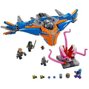 LEGO Marvel Super Heroes Guardians of the Galaxy The Milano vs.The Abilisk (76081) £34.99 @ TOYS R US (RRP £44.99)