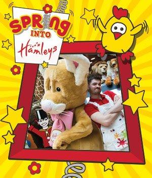Free Easter Party @ Hamleys (Manchester / Glasgow / Dublin / Lakeside / Cardiff)