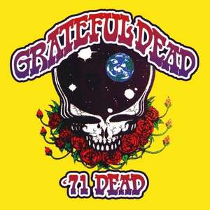 71 Dead (21 CD BOX SET) The Grateful Dead £24.48 delivered @ Amazon [21 clamshell CD box set. 235 tracks]