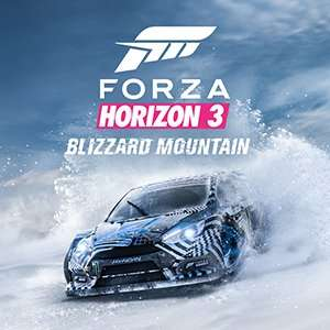 Forza Horizon 3 Blizzard Mountain £8.37 with Gold @ Microsoft Xbox Store