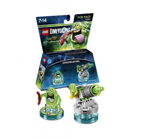 LEGO Dimensions, Ghostbusters, Slimer Fun Pack Amazon £5.96 (Prime) / £7.95 (non Prime)