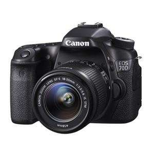 Canon 70D with 18-55mm IS STM - Jessops in store only £599.97